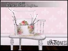 uK - Rose Hill Craft Box White [Boxed]