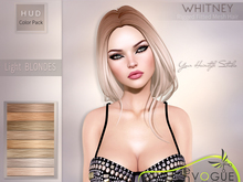enVOGUE - HAIR Whitney - Light Blondes
