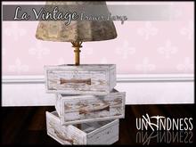 uK - La Vintage Lamp [Boxed]