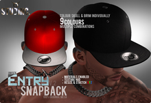[STUD INC.] - Entry Snapback (ADD ME TO UNPACK)