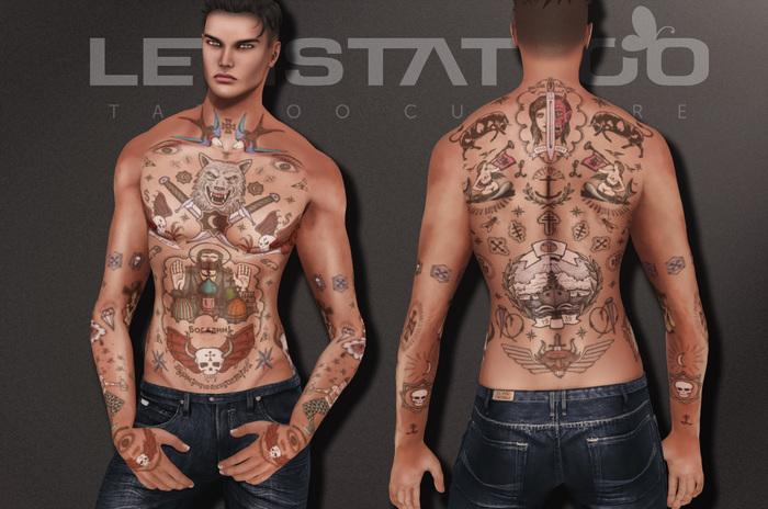 Letis Tattoo :: Dictum Factum :: Tattoo & Appliers