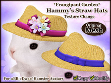 *FG* Hammy's Straw Hats [Texture Change]