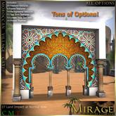 =Mirage= Moroccan Village Gate - All