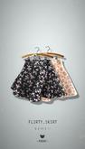 -Pixicat- Flirty Skirt (Flower)