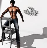 "Masculine Pose: ""Cowboy #2"" by MKP"