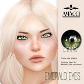 Amacci ~ Emerald Eyes - DEMO