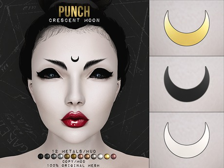PUNCH / Crescent Moon ♥