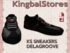 Ks sneakers delagroove