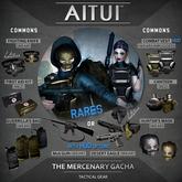 AITUI - The Mercenary - Canteen