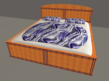 Inlay Love Bed