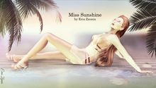 EZ Poses - Miss Sunshine