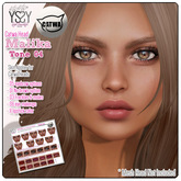 *YS&YS* Malika Tone 04 Skin Applier for Catwa Heads