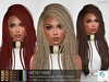 rezology Sparks (BSF RIGGED mesh hair) NC - 1112 complexity