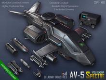 ~isil~ AV-5 Spectre VTOL Gunship