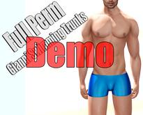 ::LV:. Full Perm Gianni Swimming Trunks Demo