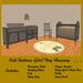 Cele'Sations Mesh Yellow Nursey ~ Unisex Baby Boy & Girl Pk