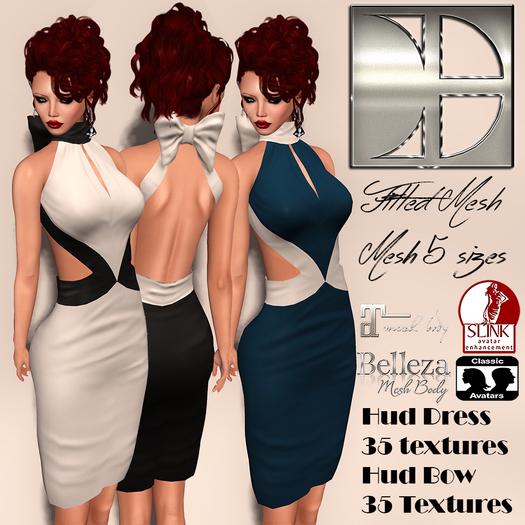 D D Creations Miley Dress