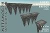 Metamorph Rocky Sculpted Bridge 5x27