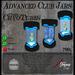 Copyable % Splitting Club Login TipJars - Sci Fi Cryo Tubes