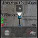 Copyable % Splitting Club Login TipJars - Sci Fi HoloPanel