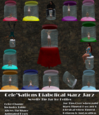 [CS] Diabolical Marz Jarz ~ Novelty Color Change Tip Jar for Petite Avatars animations & poses included