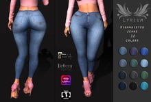 {Lyrium} Alice Highwaisted jeans 12 colors 1 WEEK PROMOTIONAL PRICE