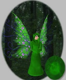 Wyrmwood Fairies Common Green
