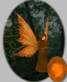 Wyrmwood Fairies Common Orange