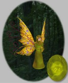Wyrmwood Fairies Common Yellow