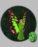 Wyrmwood Fairies Meadow Spring Egg
