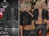 [PPD] Eternal Sin Leather Jacket - Black{C}