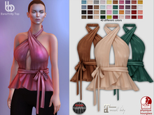 Bens Boutique - Esra Frilly Tank - Hud Driven