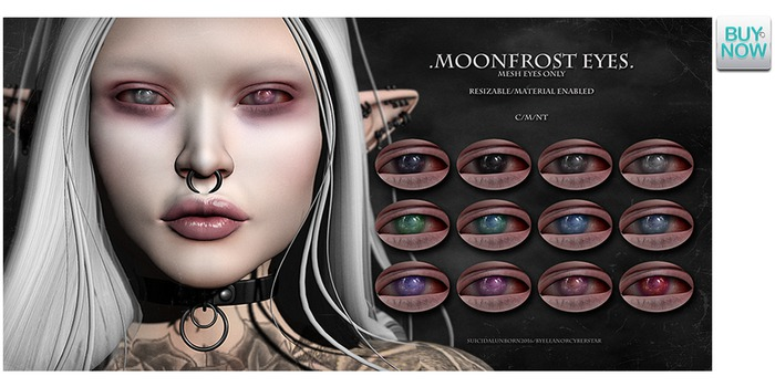-SU!- Moonfrost Eyes ALL COLORS