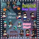 <:*BoOgErS*:> Metal Bear Guitar