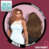 Alice Project - Maria - Essentials