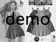 Bens Boutique - Cicek Mini Dress - Hud Driven Demo