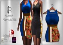 <*>B<*> Adana Dress Royal