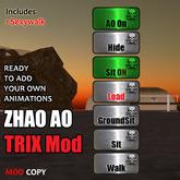 ZHAO AO Trix Mod (Boxed)