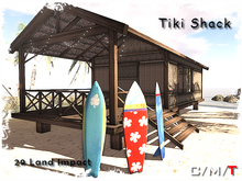 """Killer's"" Tiki Shack! (29 Prims)"