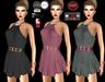 M&M-BRAIDA DRESS-HUD