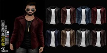{Fe Style} Olsson Jacket w/Shirt - [DEMO]