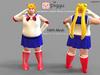 piggu Jonathan's Sailor Cosplay 2.0
