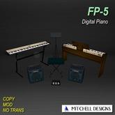 FP-5 Digital Piano