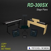 RD-300SX Stage Piano