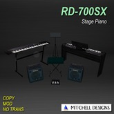 RD-700SX Stage Piano