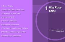 Piano Songbook 1 (9 Piano Solos)
