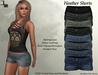 De designs heather jean shorts