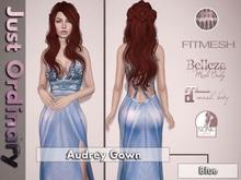 Audrey Gown Blue