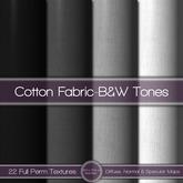 {L} Cotton-B&W Tones