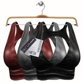 GIZ SEORN - Leather Halter Top [Cool]